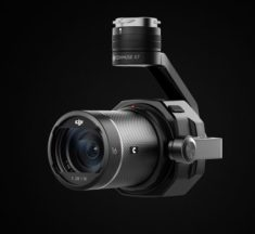 DJI Introduces Zenmuse X7 — A Super 35mm Camera Module Designed for Aerial Cinematography