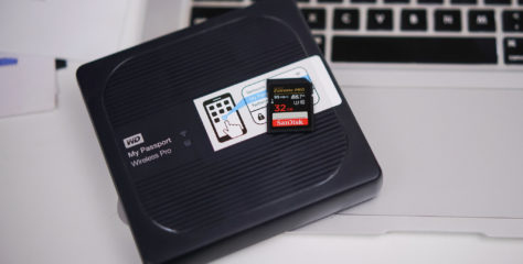 WD My Passport Wireless Pro Review — A Must-Have Backup & Storage Tool for the Field