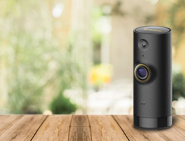 D-Link DCS-P6000LH Mini HD Wi-Fi Camera Review — A Vital Device for Home Security