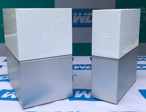 WD My Cloud Home Review — Make This Your Family's First Step Into the Cloud