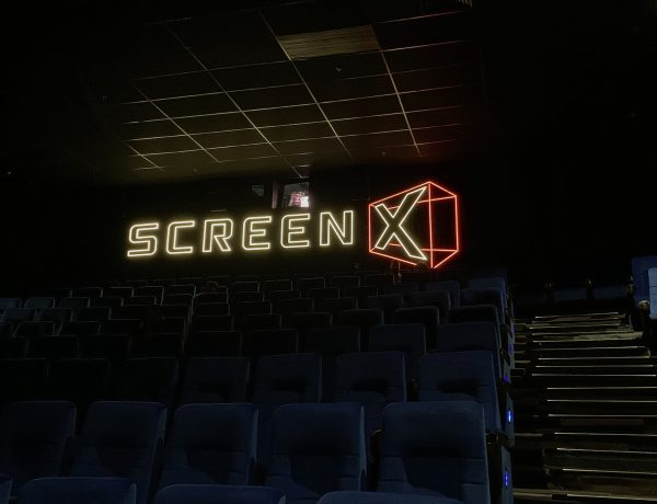 INOX ScreenX Review — Thoughts About India's First 270-Degree Immersive Viewing Experience
